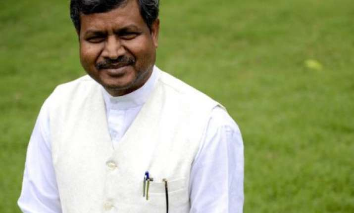 marandi sticks to condition on pre poll alliance