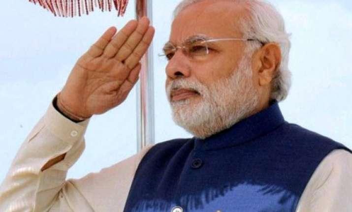 good governance day modi gives citizen first mantra