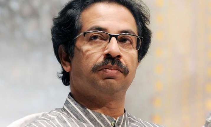 up has been turned into islamic state shiv sena