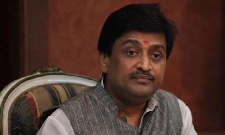 ashok chavan blames state leadership for maharashtra poll