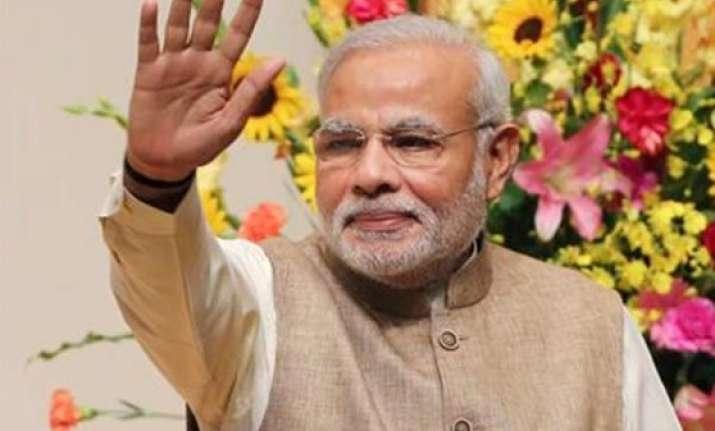 narendra modi to attend maharashtra bjp govt swearing in