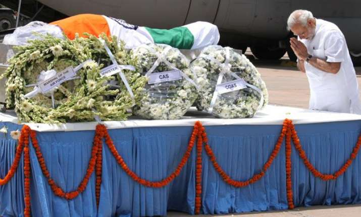 pm modi to attend apj abdul kalam s last rites in rameswaram