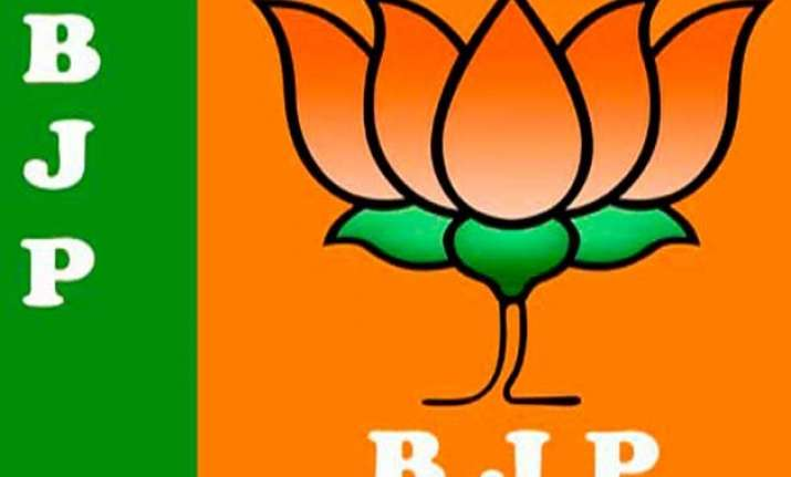 bjp names two candidates for rs polls in kashmir