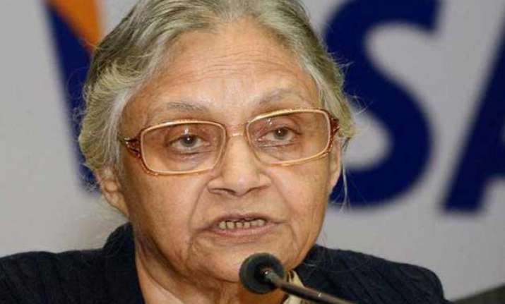hc quashes rs 3 lakh costs on sheila dikshit in a