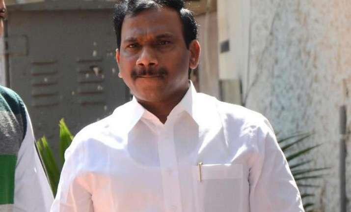cbi registers da case against 2g scam accused a raja 16