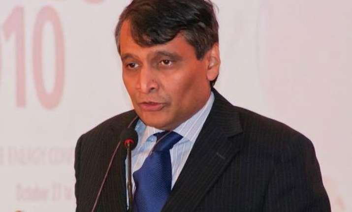 railway minister suresh prabhu asks all psus to undertake