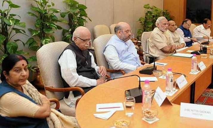bjp allies back govt seek appointment of convenor