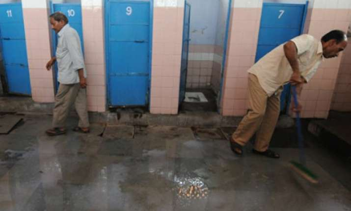 toilets must for contesting urban civic polls in maharashtra