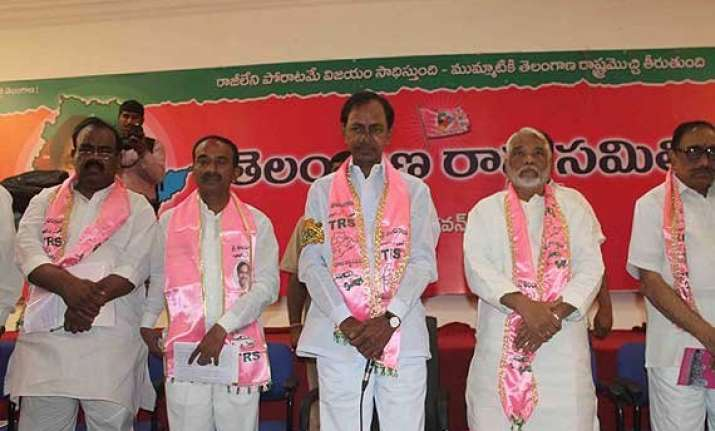 telangana chief minister accuses modi government of bias