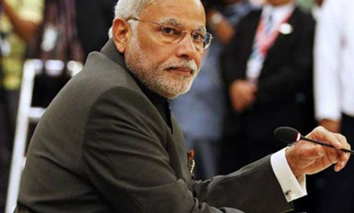 pm modi to meet paramilitary dgs to chalk out strategy plans