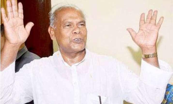 manjhi praises modi for his warning to pakistan