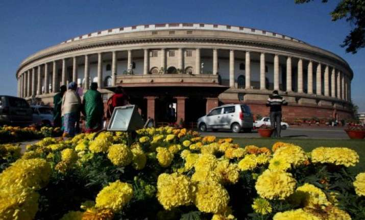 winter session of parliament to be held from november 24 to