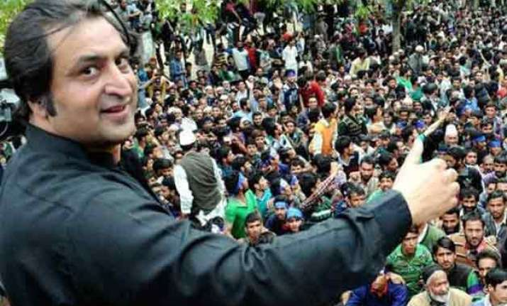 sajjad lone from being a separatist to a minister
