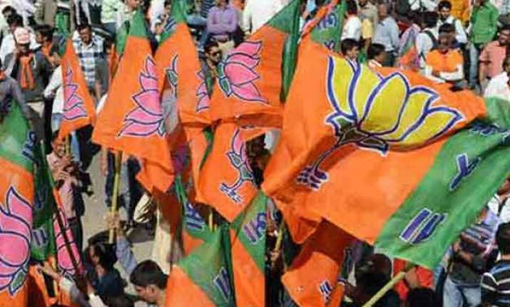 bjp aims to add 75 lakh members ahead of bihar polls