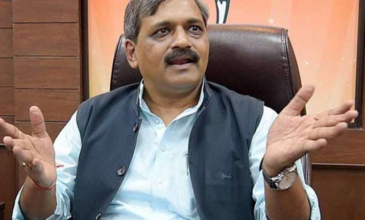 aap government acting unconstitutionally bjp tells
