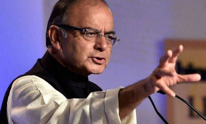 gst to be on top priority arun jaitley