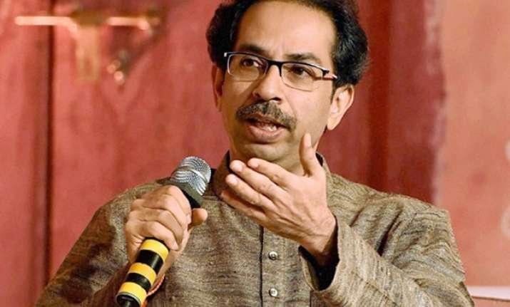 shiv sena taunts pm modi over conspiracy remark