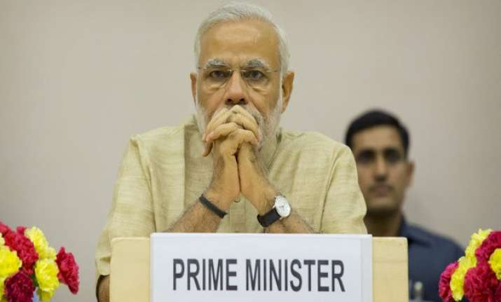 no place for imaginary apprehensions pm modi on minority