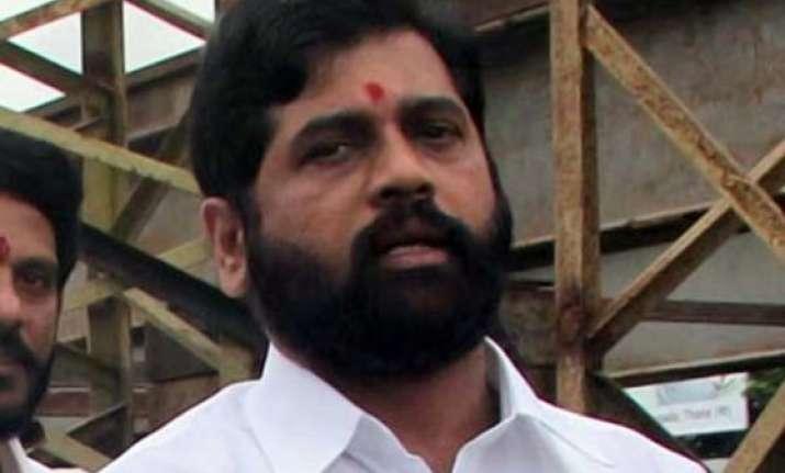 thane police step up security for eknath shinde after death
