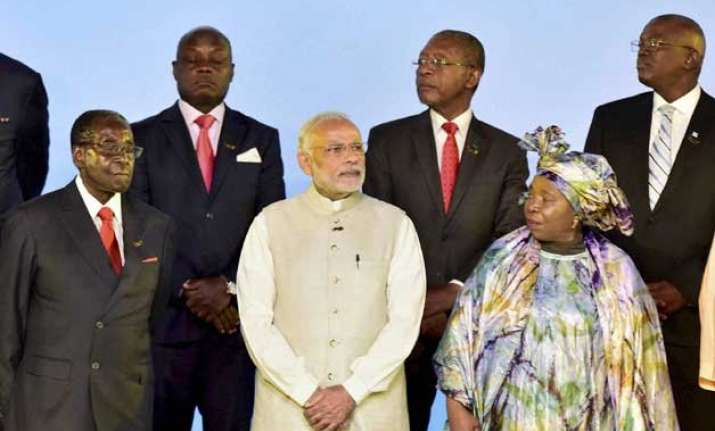 india africa must speak in one voice on unsc reforms pm modi