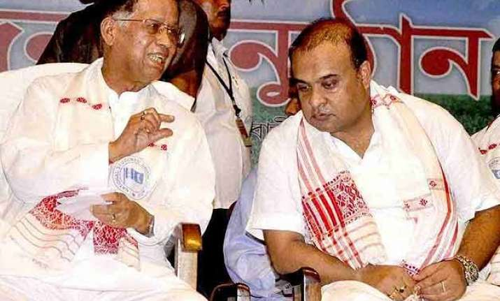 himanta was an asset his exit will not affect congress