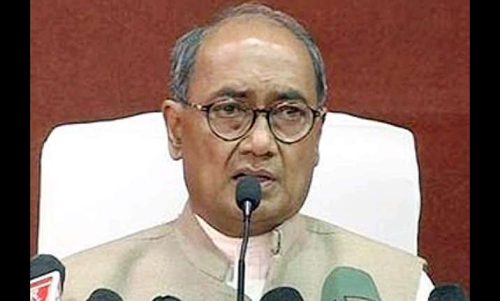 digvijay appeals to anna hazare to end fast