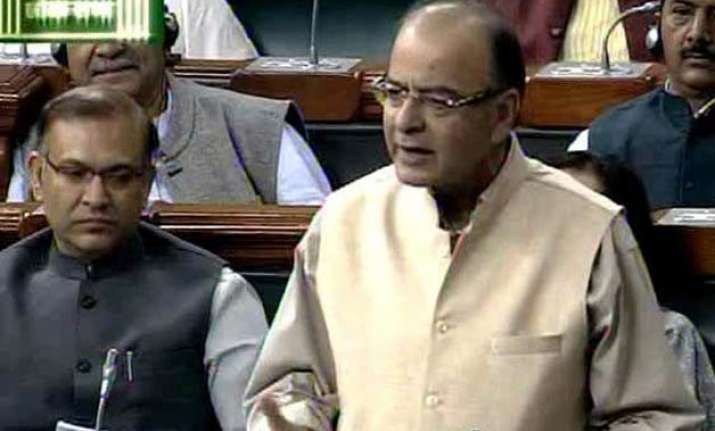 no holy cows to protect jaitley assures action in aircel