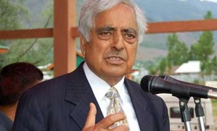 j k cm mufti mohammad sayeed approves first ever state