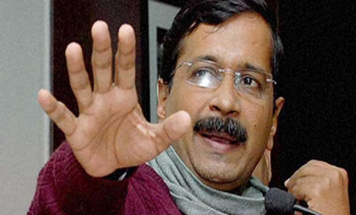 delhi cm kejriwal launches india s first e ration card