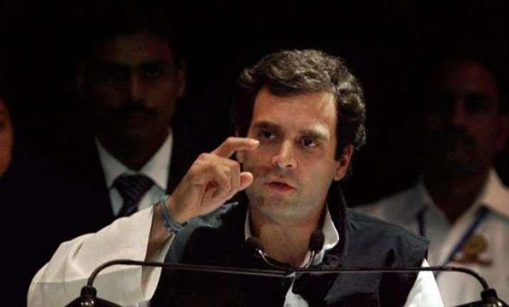 rahul gandhi era preparations reshuffle of general