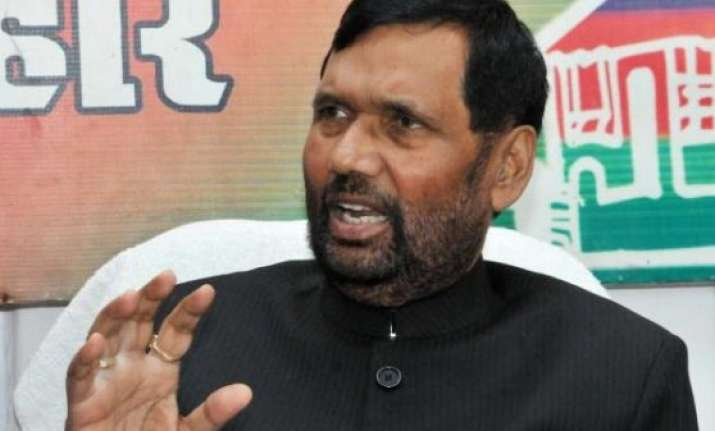 jd u rjd alliance won t last till bihar assembly poll paswan