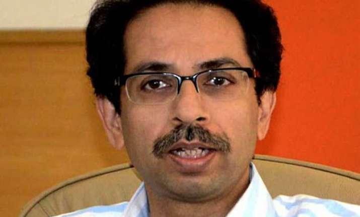 modi sharif meet unfortunate says shiv sena