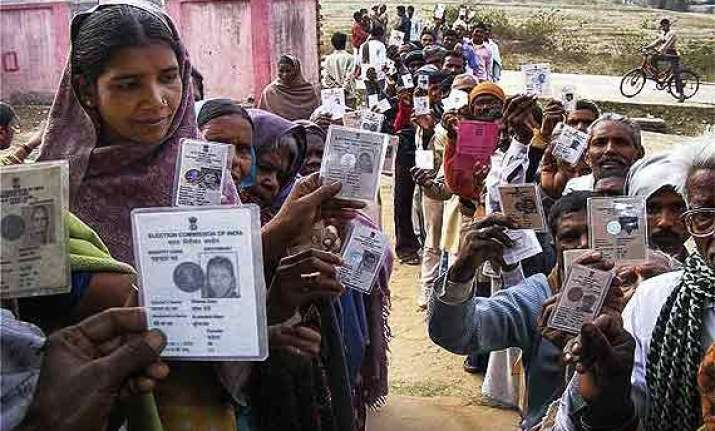 jharkhand polls polling in 20 seats tomorrow