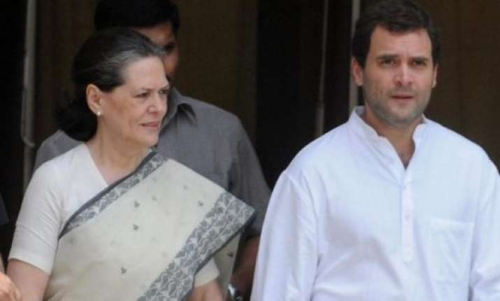 sonia gandhi rahul gandhi should speak more p chidambaram