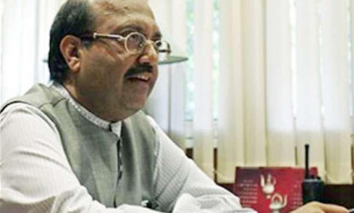 bailable warrant against amar singh