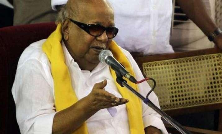 take steps to hold jallikattu karunanidhi