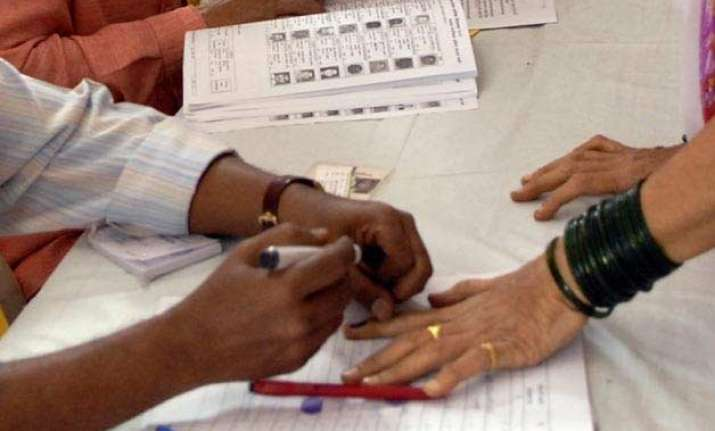 voting starts for bandra tasgaon assembly bypolls