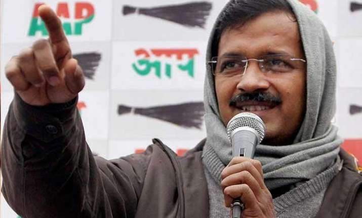 determined to make delhi world class city kejriwal