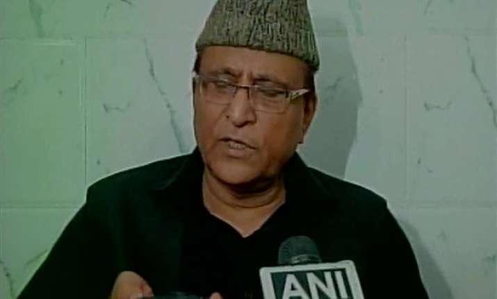 azam khan blames mobile phones porn for rape