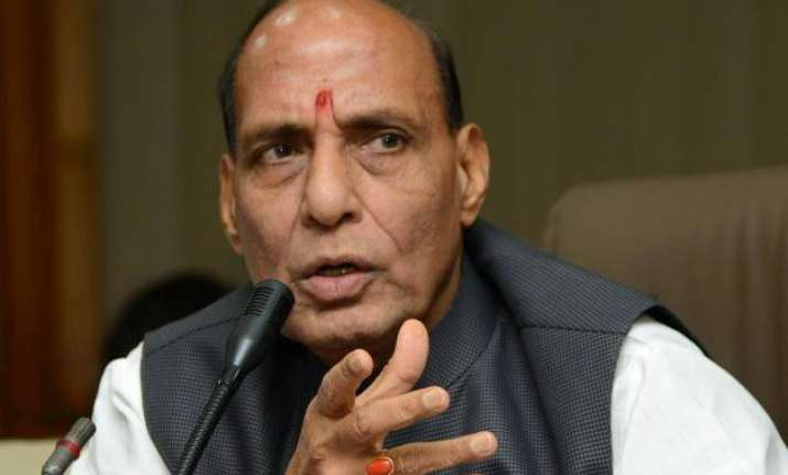 india needs strong cyber infrastructure rajnath singh
