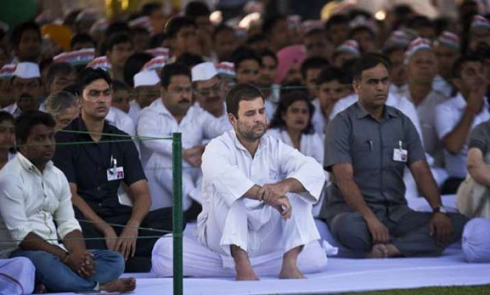 rahul s elevation as cong chief to help him as main rival