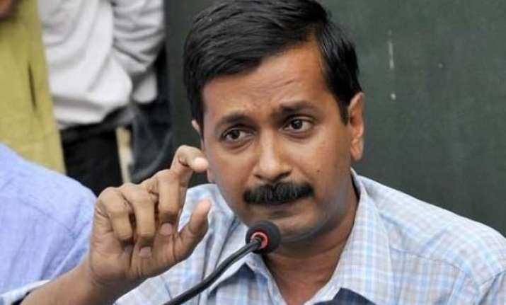 complaint against kejriwal s daughter for offering bribe to