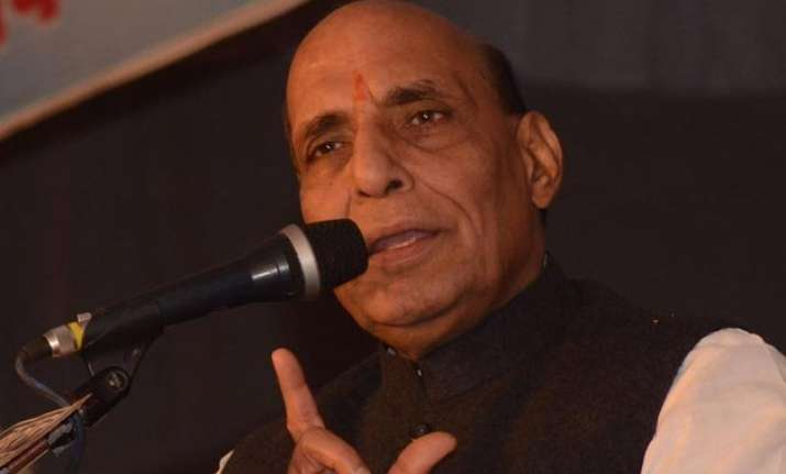 want to resolve all issues with china honestly rajnath singh