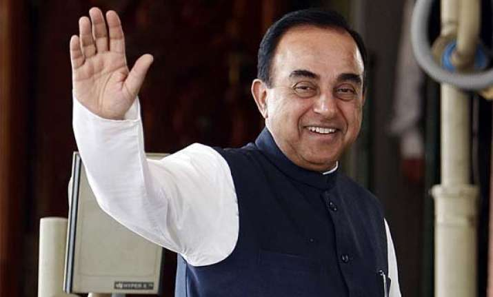 sc suspends defamation proceedings against swamy