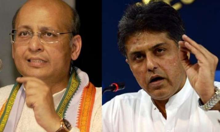 congress dismisses manish tewari s claim on troop movement