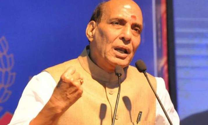 isis has failed in influencing indian muslims rajnath
