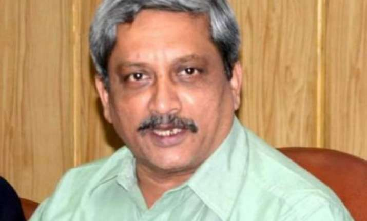 bro to be brought fully under defence ministry parrikar