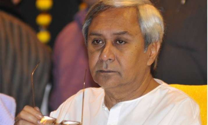 government prepared for cyclonic storm odisha cm