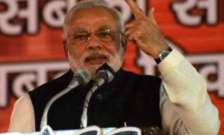 delhi polls modi likely to address four poll rallies after