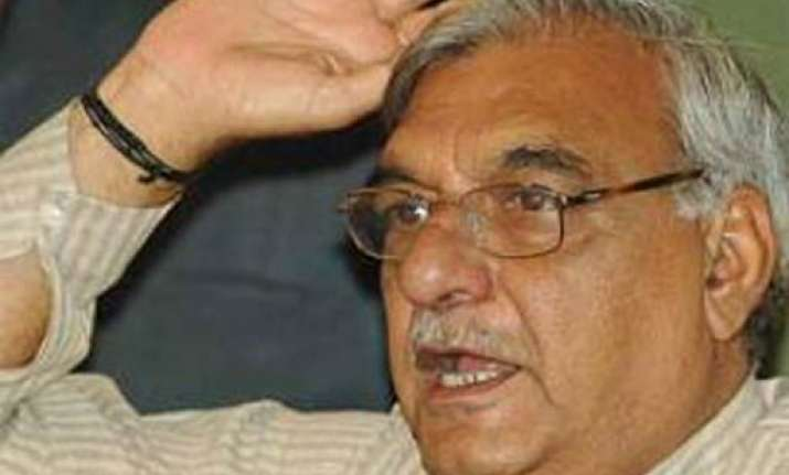 land given to gen kapoor was as per rules hooda